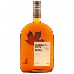 Coureur des bois Liqueur de whisky canadien au sirop d'érable 31,7%