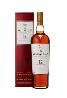 Macallan 12 ans Sherry Oak 40%