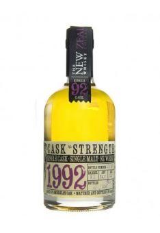 New Zealand Whisky 1992 Cask Strength 56.2%