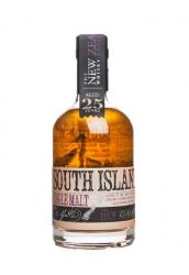 New Zealand Whisky 25 ans South Island Single Malt 40%