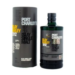 Bruichladdich Port Charlotte Heavily Peated 2012 Islay 50%
