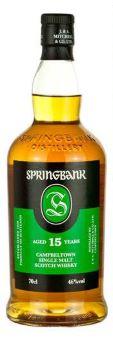 Springbank 15 ans 46%