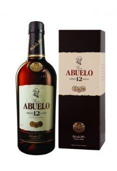 Abuelo 12 ans 40%