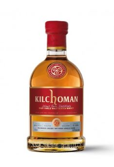 Kilchoman 7 ans 2011 Sherry Single Cask The Little Big Book 56.3%