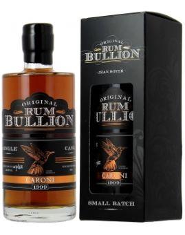 Rum Bullion Caroni Millésime 1999 Single Cask 58.9%