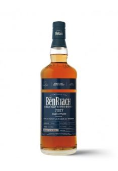 Benriach 12 ans 2007 Sherry Oloroso The Little Big Book 61.5%