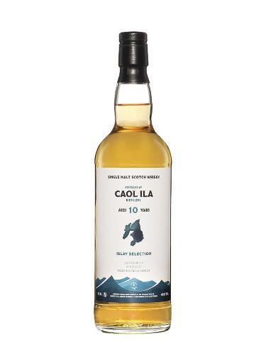 Caol Ila 10 ans 2011 Islay Selection S.V 46%