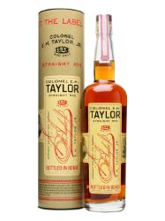 Eh Taylor Straight Rye 50%