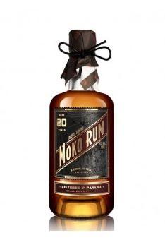 Moko Rum 20 ans 42%