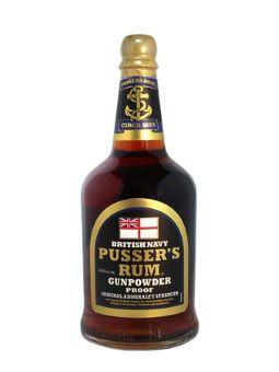 Pusser's Gunpowder Proof 54.5%