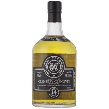 Cadenhead's Glenspey-Glenlivet 14 ans 46%