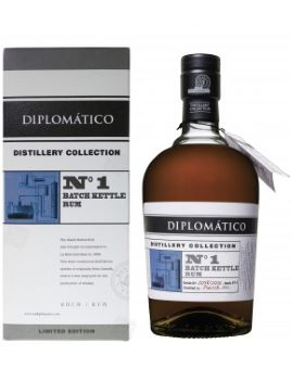 Diplomatico Distillery Collection N°1 Batch Kettle Rum 47%