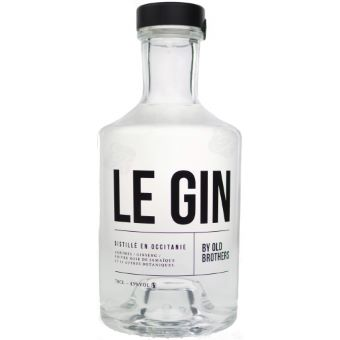 Old Brothers Le Gin 43%