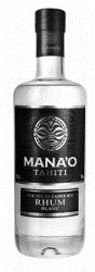 Mana'o  Blanc rhum Bio 50%