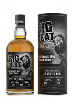 Big Peat 27 ans The Black Edition 48.3%