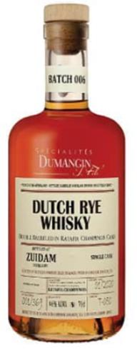 Dumangin - Zuidam Dutch Rye Whisky 46%