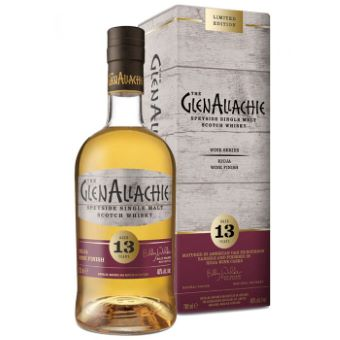 Glenallachie 13 ans Rioja 48%