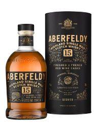Aberfeldy 15 ans 43%