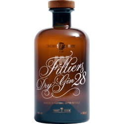 Filliers Dry Gin 46%