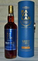 Kavalan Solist Vinho Barrique (W120217003A) 58,6%