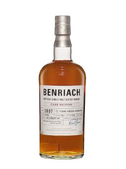 Benriach 13 ans 2007 Smoky PX Puncheon Single Cask 56,2%