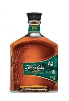 Flor De Cana 14 ans 43%