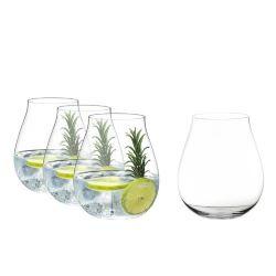 Set Verres à Gin Riedel x4