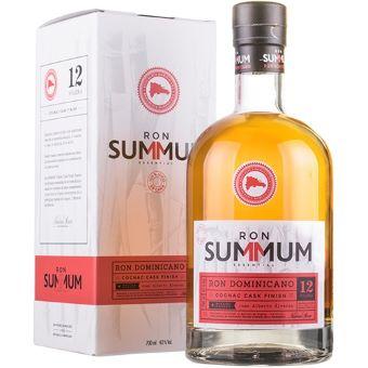 Summum - Canero 12 ans Solera Cognac Finish 43%