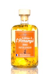 Tricoche Rhum arrangé Orange Passion 32%