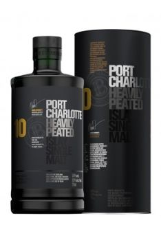 Bruichladdich Port Charlotte 10 ans 50%