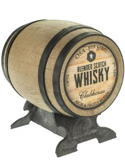 CLUBHOUSE Whisky Barrel O.S.A. 40%
