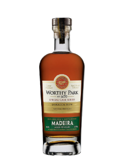 Worthy Park 2010 Madeira Finish Special Cask Series 45%