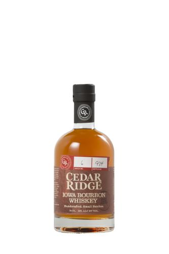 Cedar Ridge Iowa Bourbon Port Cask Finish 43%