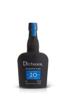 Dictador 20 ans 40%