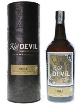 Kill Devil Cuba 18 ans (Distillerie Sancti Spiritus) 46%