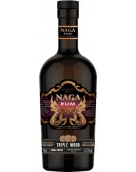Naga Rum Triple Wood 38%