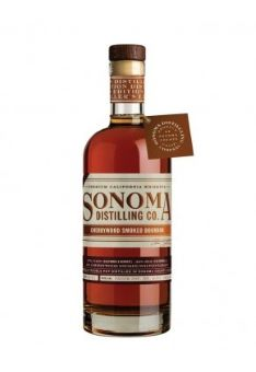 Sonoma County Cherrywood Smoked Bourbon 47.8%
