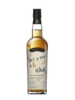 Compass Box This is not a festival Whisky French Connections 49%