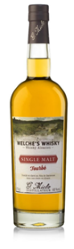 Welche's whisky alsacien Tourbé 46%