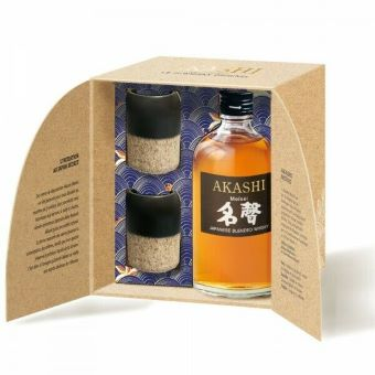 Akashi Meisei + 2 verres 40%