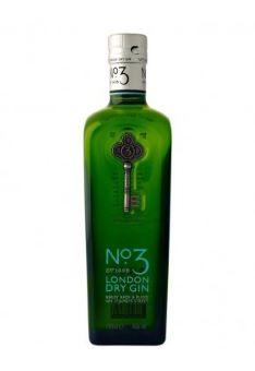 NO.3 London Dry Gin B.Bros 46%