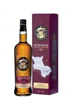 Inchmoan 12 ans Peated 46%