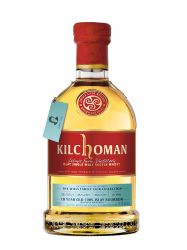 Kilchoman 10 ans 2010 Family Cask by Kathy Wills 54.2%