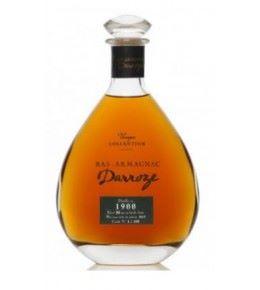 Darroze Bas Armagnac Carafe 1988
