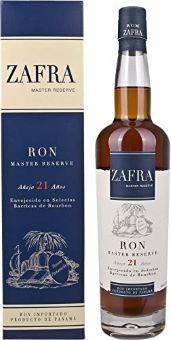 Zafra Master Reserve 21 ans 40%