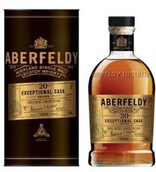 Aberfeldy 20 ans Exceptionnel Cask 43%