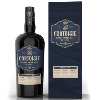 Cortoisie Single Malt Exhalation 43%