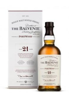 Balvenie 21 ans Port Wood 40%