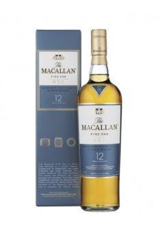 Macallan 12 ans Triple cask Fine Oak 40%