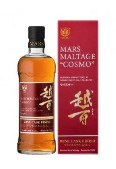 Mars Cosmo Wine Cask Finish 43%